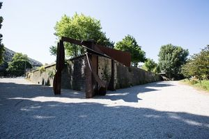 """Song of the mountains"", 1992-1993, d'Anthony CARO"
